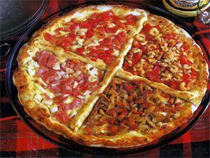3 tópicos sobre geometria plana que você encontra no seu rodízio de pizza!